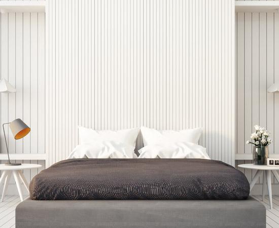 Como seria o quarto ideal para quem sofre de alergia